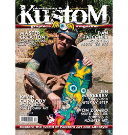 Pinstriping & Kustom Graphics magazine Pinstriping & Kustom Graphics magazine #70
