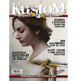 Pinstriping & Kustom Graphics magazine Pinstriping & Kustom Graphics magazine #71