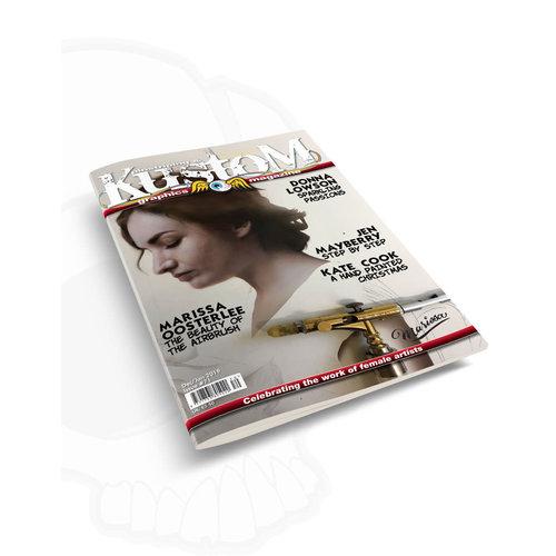 Pinstriping & Kustom Graphics magazine Pinstriping & Kustom Graphics magazine 71