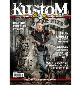 Pinstriping & Kustom Graphics magazine Pinstriping & Kustom Graphics magazine #72