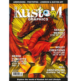 Pinstriping & Kustom Graphics magazine Pinstriping & Kustom Graphics magazine #75