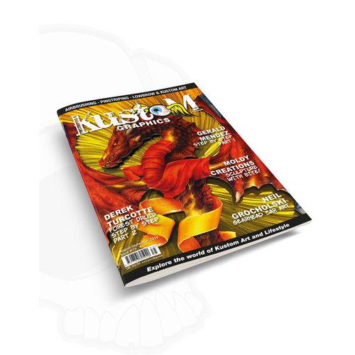 Pinstriping & Kustom Graphics magazine Pinstriping & Kustom Graphics magazine 75