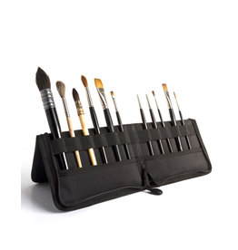 A. S. Handover Brush Case (Small) 26 x 18 cm