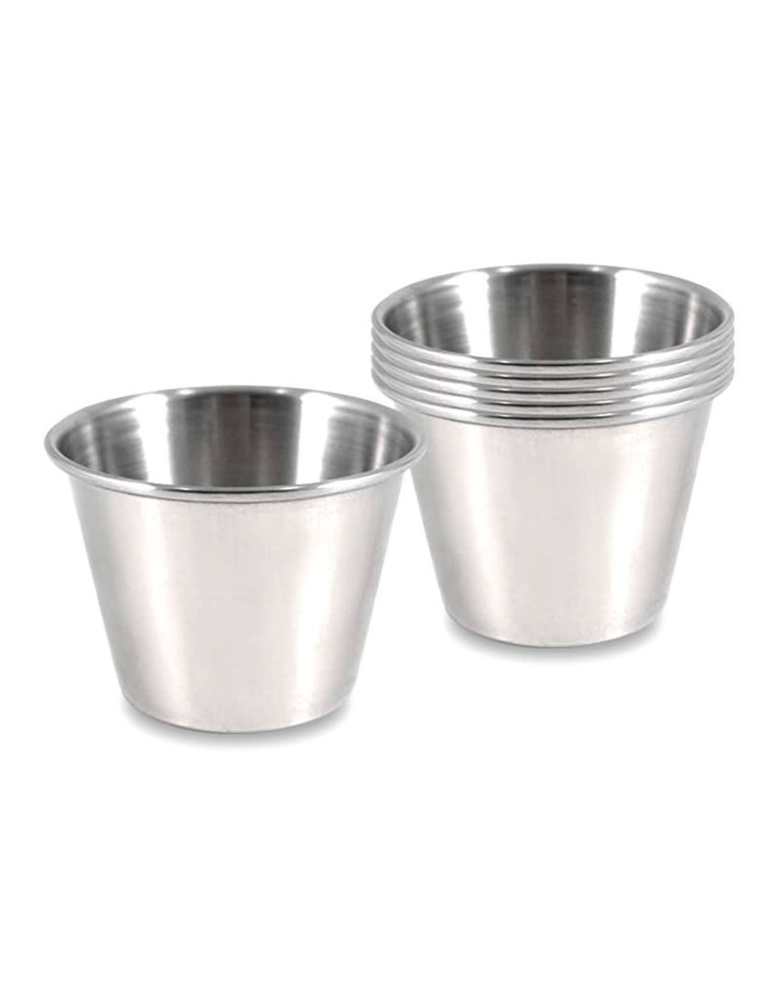 Alpha 6 Corporation Alpha 6 Paint & Solvent Cups (6pcs)