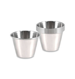Alpha 6 Corporation Paint & Solvent Cups (6pcs)