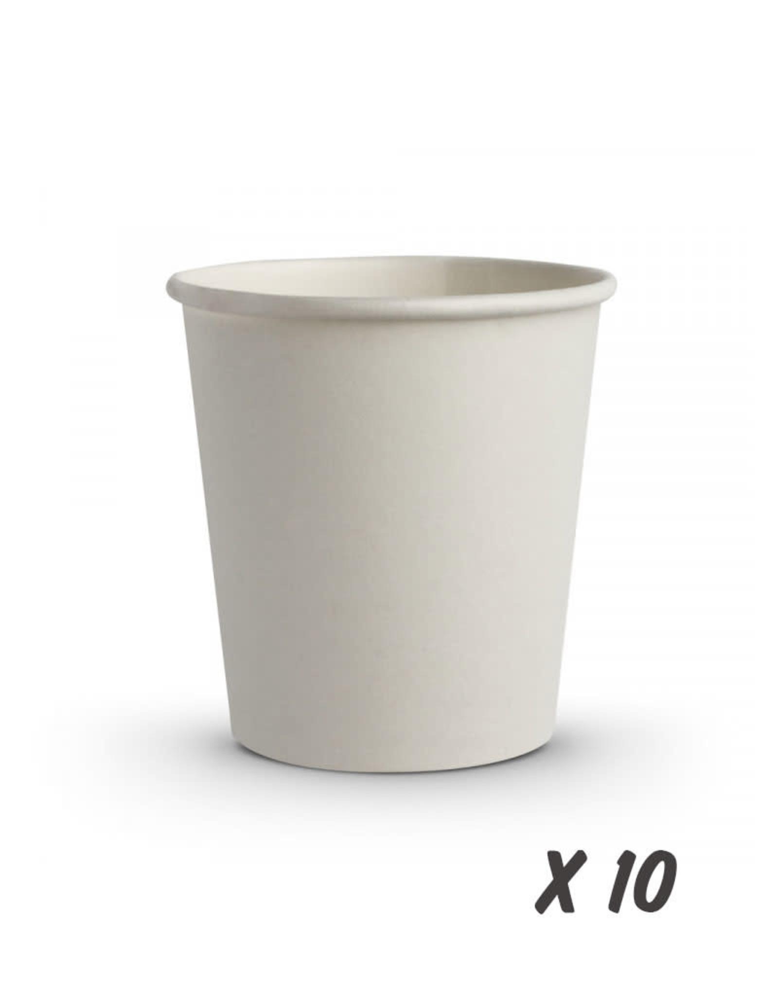 Paper Dipper Cup 120 ml (10pcs)