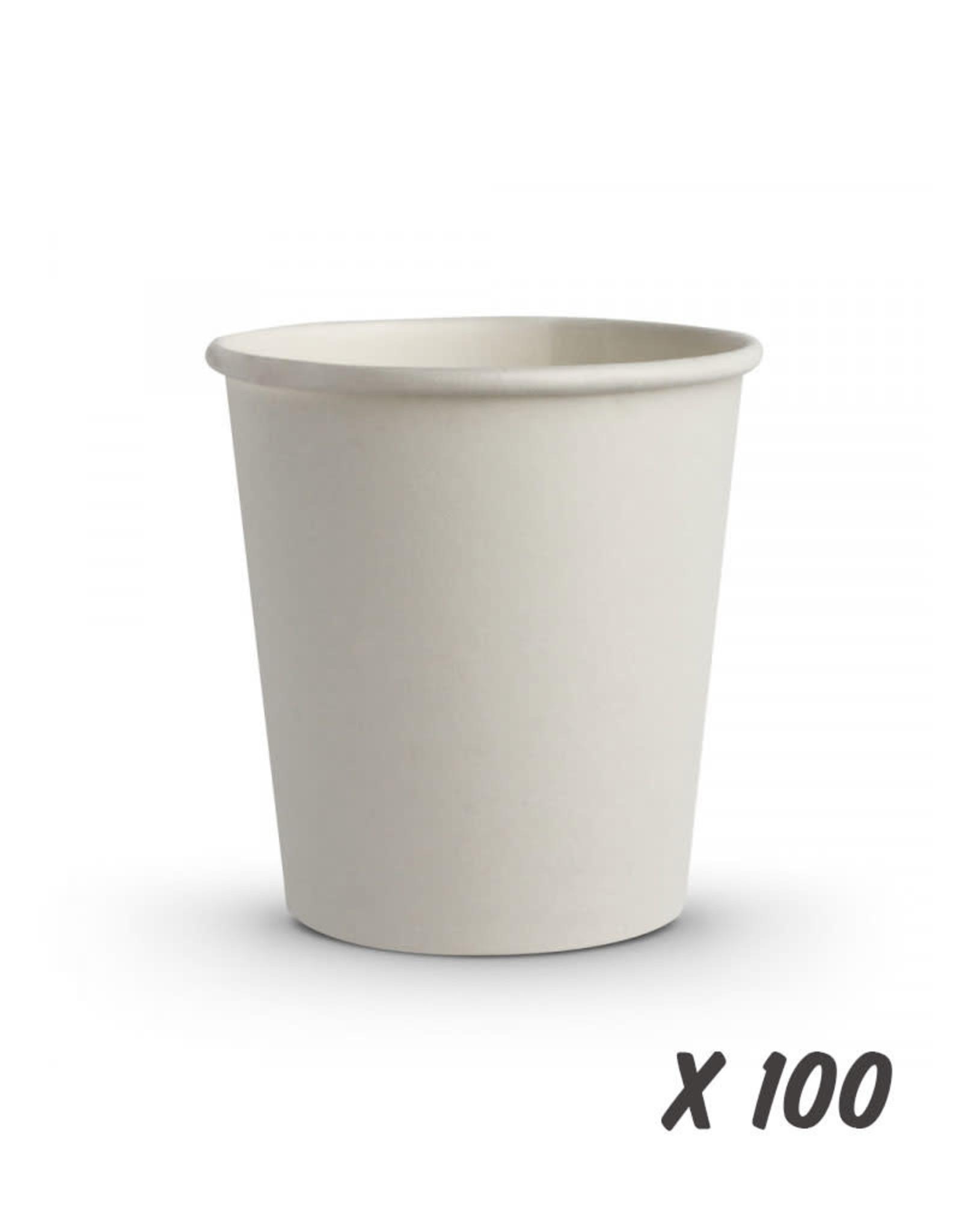Paper Dipper Cup 120 ml (100pcs)