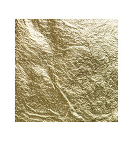A. S. Handover 23ct Gold Leaf Transfer : 80 x 80 mm : Extra Thick 14g