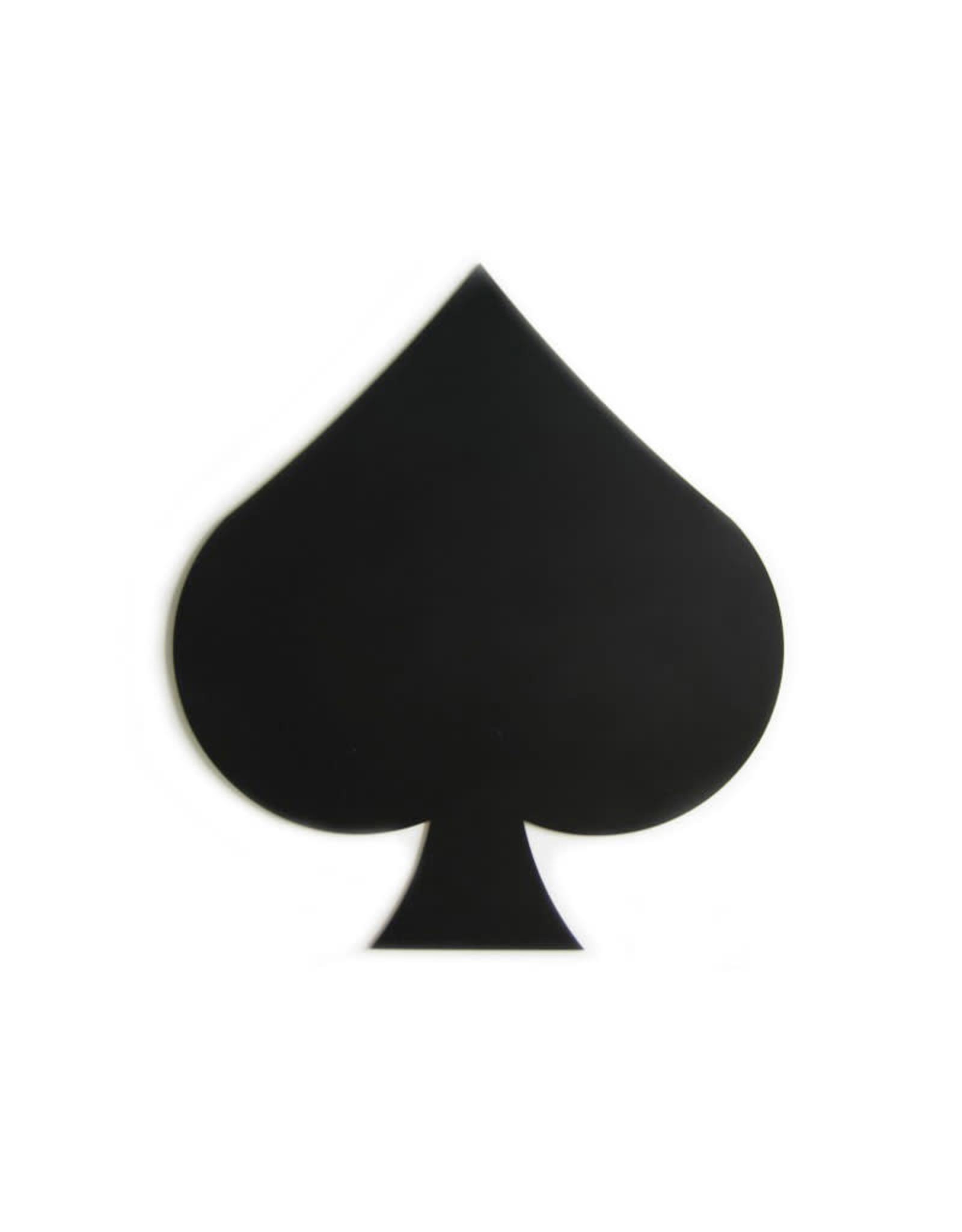 Harder & Steenbeck Harder & Steenbeck Spades Dimensions: 40 x 46 cm