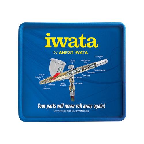 Iwata Iwata Raised Ridge Airbrush Cleaning Mat