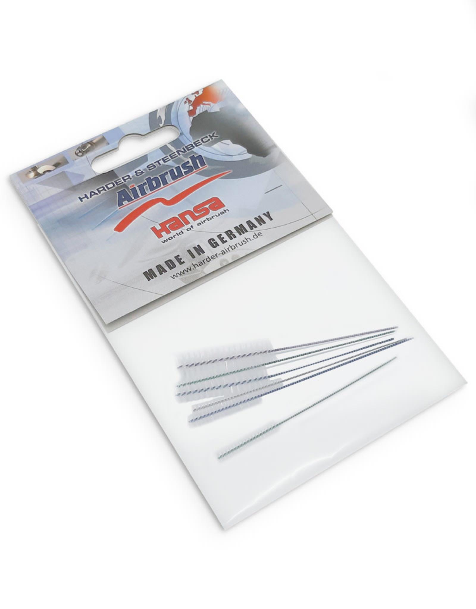 Harder & Steenbeck Harder & Steenbeck Brush Set for Cleaning, 6 pcs