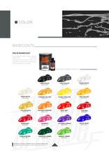 Custom Creative Custom Creative Base Color Solvente Solid - Burgundy