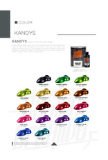 Custom Creative Custom Creative Kandy Solvent - Apple Red