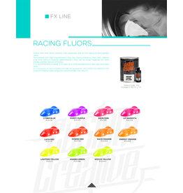 Custom Creative Race Orange