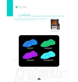 Custom Creative Aquamarine