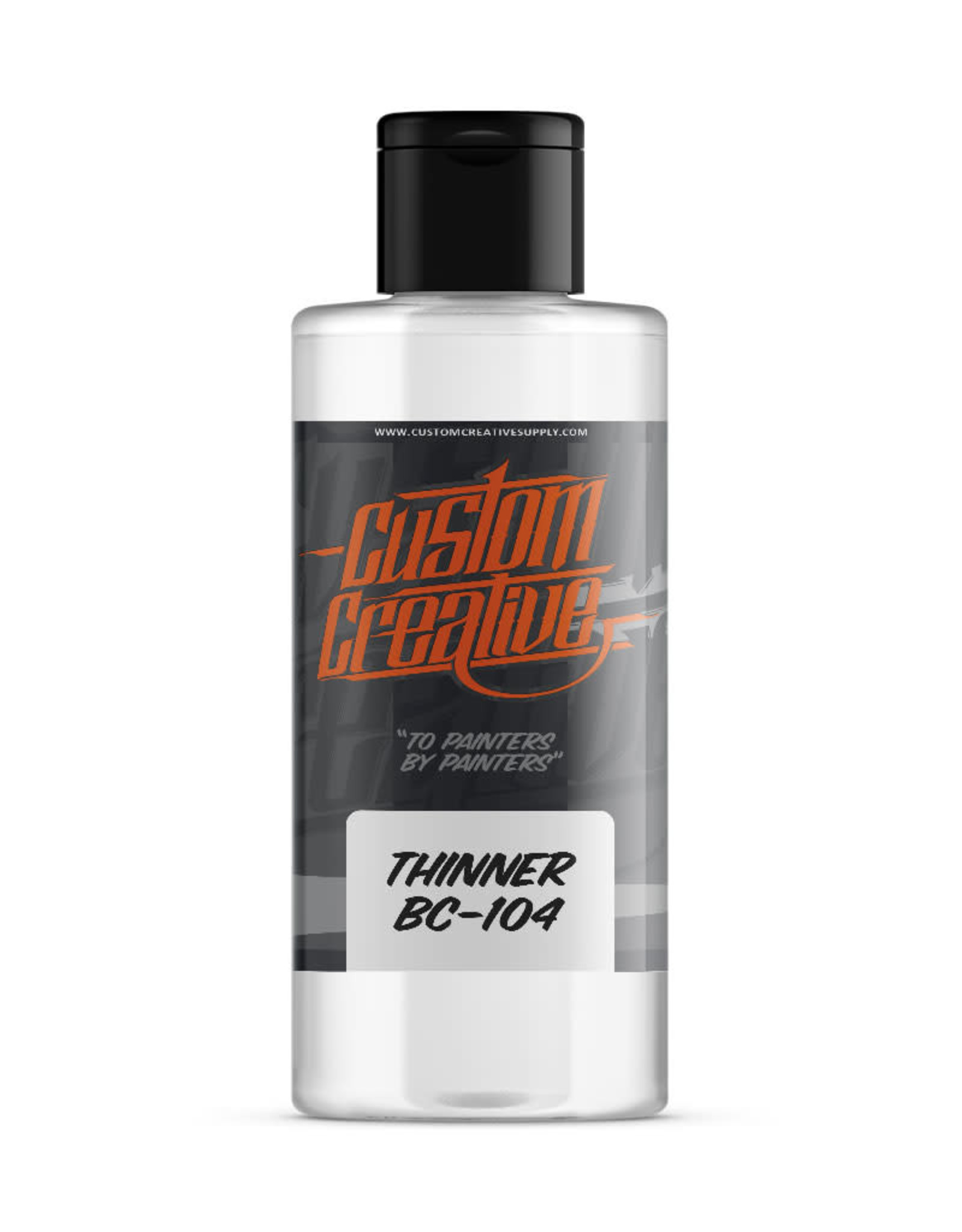 Custom Creative Custom Creative BC-104 (Standard) Acrylic Thinner