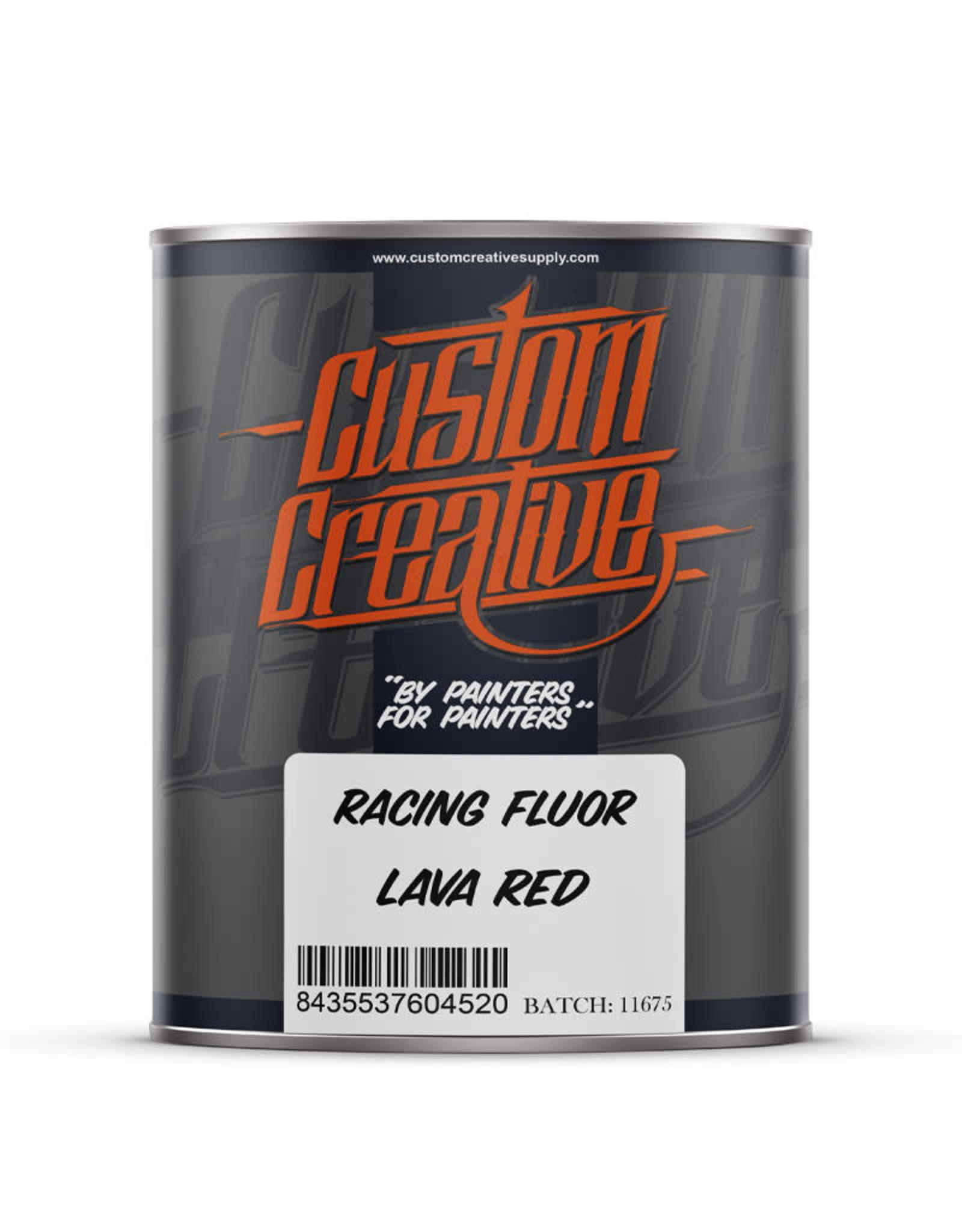 Custom Creative Custom Creative Racing Fluors - Lava Red