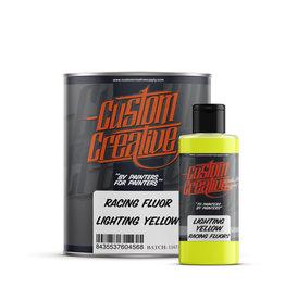 Custom Creative Lighting Yellow