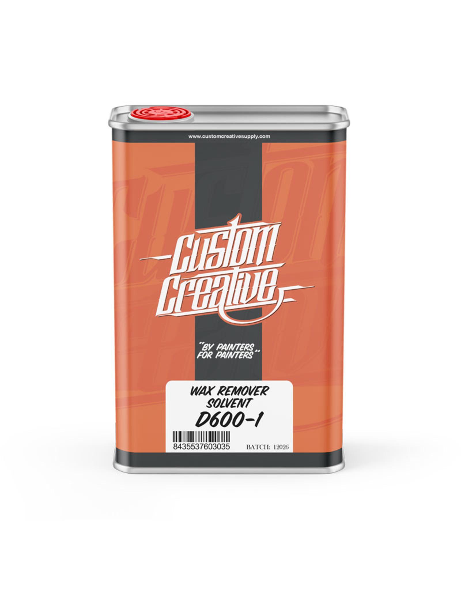 Custom Creative Custom Creative D600 (Standard) Solvent-Based Wax Remover