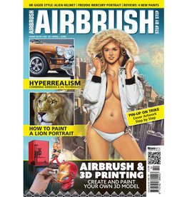 Airbrush Step by Step magazine Airbrush Step by Step magazine 55