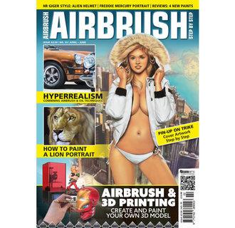 Airbrush Step by Step magazine 55
