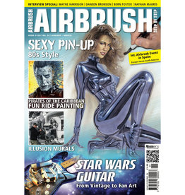 Airbrush Step by Step magazine Airbrush Step by Step magazine 54