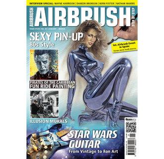 Airbrush Step by Step magazine 54