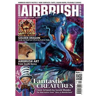 Airbrush Step by Step magazine 53