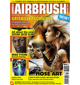 Airbrush Step by Step magazine Airbrush Step by Step magazine 52