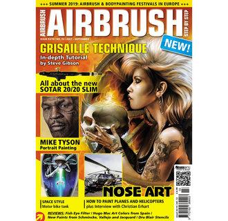 Airbrush Step by Step magazine 52