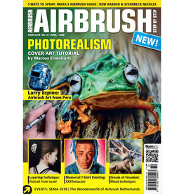 Airbrush Step by Step magazine Airbrush Step by Step magazine 51