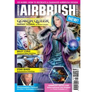 Airbrush Step by Step magazine 50