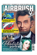 Airbrush Step by Step magazine Airbrush Step by Step Magazine 49