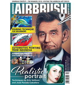 Airbrush Step by Step magazine Airbrush Step by Step magazine 49