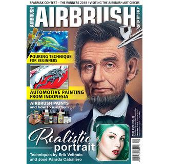 Airbrush Step by Step magazine 49