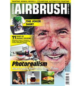 Airbrush Step by Step magazine Airbrush Step by Step magazine 48