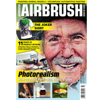Airbrush Step by Step magazine 48