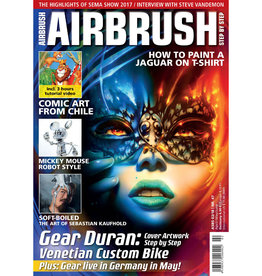 Airbrush Step by Step magazine Airbrush Step by Step magazine 47