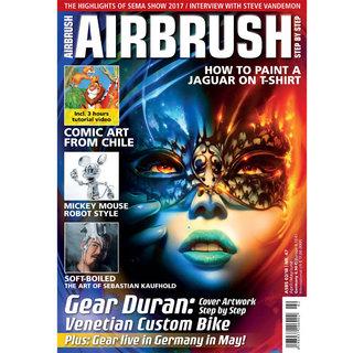 Airbrush Step by Step magazine 47
