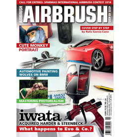 Airbrush Step by Step magazine Airbrush Step by Step magazine 46