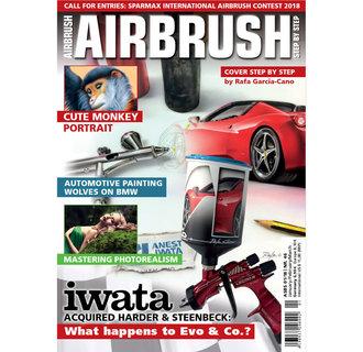 Airbrush Step by Step magazine 46