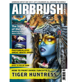 Airbrush Step by Step magazine Airbrush Step by Step Magazine 45