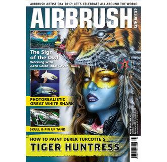 Airbrush Step by Step Magazine 45