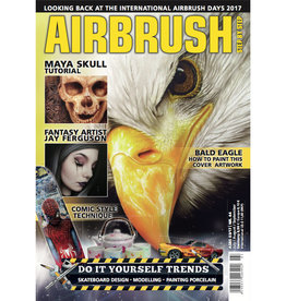 Airbrush Step by Step magazine Airbrush Step by Step Magazine 44