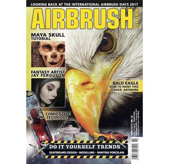 Airbrush Step by Step Magazine 44