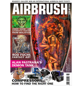 Airbrush Step by Step magazine Airbrush Step by Step Magazine 43