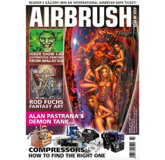 Airbrush Step by Step Magazine 43