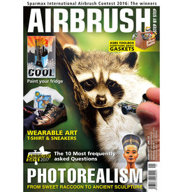 Airbrush Step by Step magazine Airbrush Step by Step Magazine 42