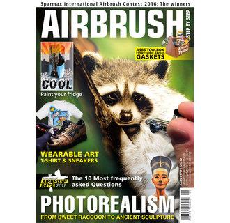 Airbrush Step by Step Magazine 42