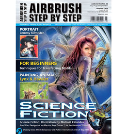 Airbrush Step by Step magazine Airbrush Step by Step Magazine 40